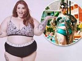 Facebook apologises after site denied ad with photo of plus-sized model Tess Holliday