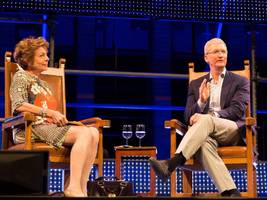 apple ceo tim cook reveals the apple watch's 'holy grail' (aapl)
