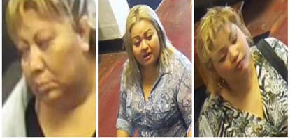 recognize these women? purse thieves sought, police say