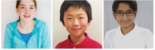 Annapolis Student in 2016 Scripps National Spelling Bee