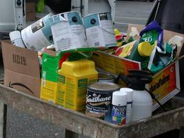 Hazardous Waste Collection in Lawrence June 11