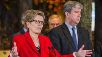 news on ont. climate change plan coming 'very soon': wynne