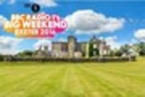 radio 1's big weekend: stay safe, urge police, when partying at...