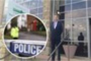 Police say bomb hoax at Canterbury High School is not thought to...