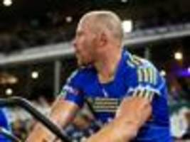 scott keeps eyes on eels