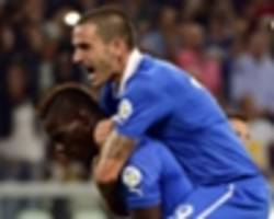 'no time for prima donnas' - bonucci blames balotelli for italy omission