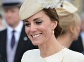 call all the midwives! how kate had 23-strong medical team for george and charlotte's births