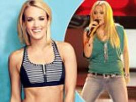 carrie underwood opens up about being called 'fat' on american idol