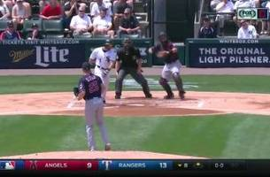 highlights: corey kluber tallies 9 ks in strong outing vs. white sox