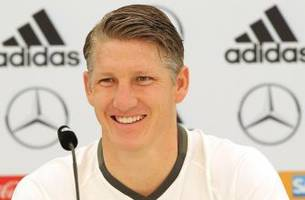 Bastian Schweinsteiger confident of fitness ahead of Euro 2016