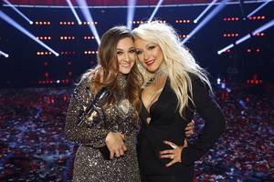 Christina Aguilera Gets Her First 'The Voice' Victory