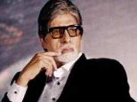 big b denies rumours he is hosting the bjp government's huge second anniversary party