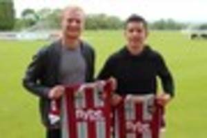 Social media reacts to new Exeter City siginings