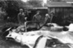 Fifty years since Woodborough plane crash