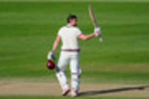 cricket: james hildreth stands firm as somerset make sure of...