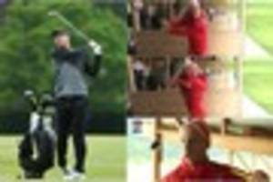 stoke city: marko arnautovic reckons he's tiger woods as charlie...