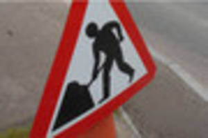 another day, another commute - watch out for roadworks