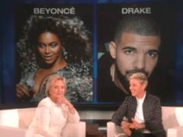hillary clinton's rolls w/ beyoncé over drake [video]