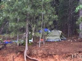 Oregon Fraternity Members With 'No Respect for Mankind' Trash National Forest While Partying