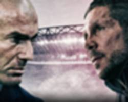 Real Madrid v Atletico Madrid Betting: Tense opening half expected