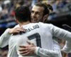 ronaldo: i'm teased by my own son about bale!