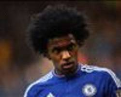 RUMOURS: Mourinho wants Willian at Manchester United