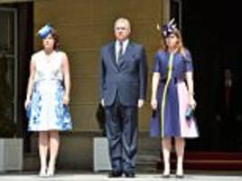 beatrice and eugenie suffer another fashion fail