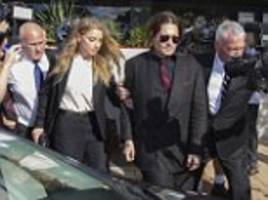 Johnny Depp and Amber Heard's year of hell in Australia before their shock split