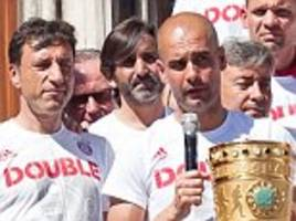Pep Guardiola to bring trusted Bayern Munich backroom staff to Manchester City to help redefine his third team in a decade