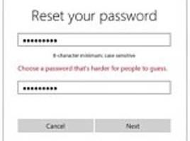 Microsoft set to ban most common passwords in bid to improve security