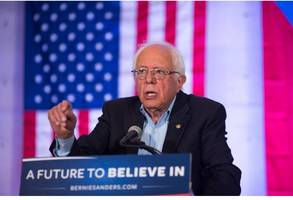 Bernie Sanders to Rally in SGV After Visit to 'Jimmy Kimmel Live'