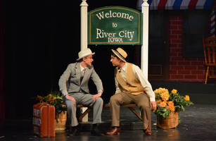 oswego student to perform as 'prof. harold hill' in the music man jr.