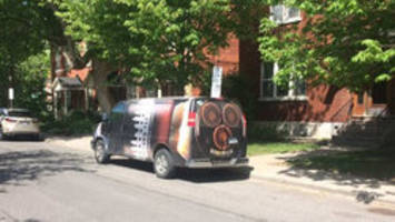 brewery's stolen delivery van found thanks to social media, beer bounty