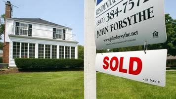 americans are in the mood to buy a house