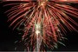 exeter uni apologise for night-time student firework display,...
