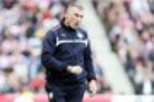 former leicester city boss nigel pearson favourite for derby job