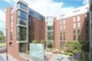 Revised plan for 273 student flats in Newcastle refused
