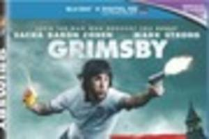 date set for dvd release of grimsby - with 'extremely graphic...