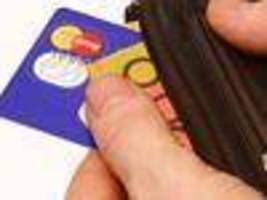credit-card gouge put to an end