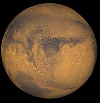 Ice Age On Mars Ended 370,000 Years Ago, Scientists Reveal