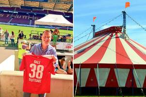 A personalised football shirt and circus tickets - some of the gifts Cardiff councillors received this year