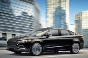 2017 Ford Fusion Energi tops hybrid range at 610 miles