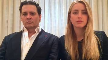 Judge orders Johnny Depp to stay away from estranged wife