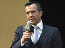 manchester united could be convinced by jorge mendes to bring in atletico madrid chief as director of football
