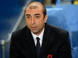 Roberto Di Matteo edges closer to being appointed Aston Villa manager after further discussions with chairman Steve Hollis