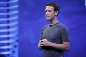 Mark Zuckerberg should put his money where is mouth is and throw Peter Thiel off Facebook's board (FB)