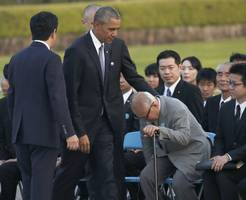 In Hiroshima, Obama honors 'silent cry' of bombing victims