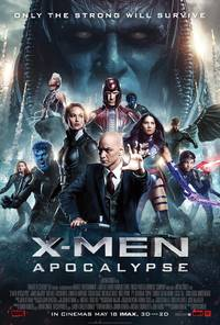 MOVIE REVIEW: X-Men : Apocalypse