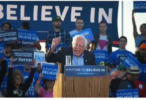 Bernie Sanders to Rally in the South Bay