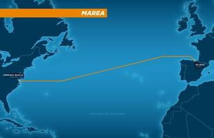 Microsoft and Facebook want to speed up the Web with a 160 Tbps transatlantic cable
